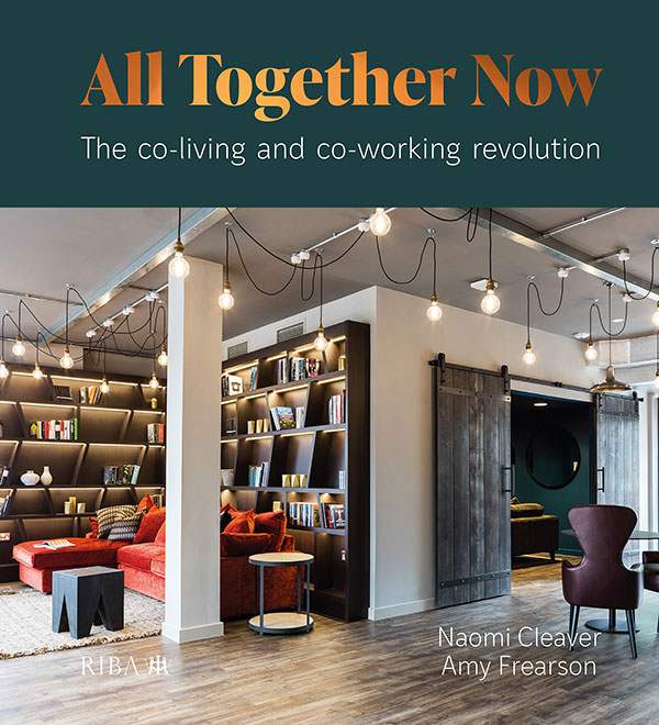 All Together Now: The co-working and co-living revolution.